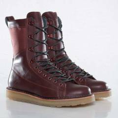 NIKE AIR REVELSTOKE PRM HI LEATHER BROWN BOOTS
