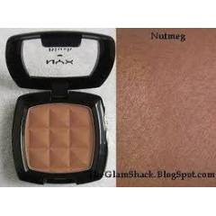 NYX POWDER BLUSH NUTMEG