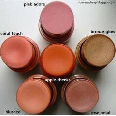 JORDANA Color Tint Blush Stick All�k CORAL TOUCH