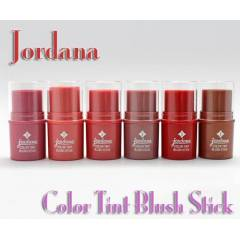 JORDANA Color Tint Blush Stick ROSE PETAL