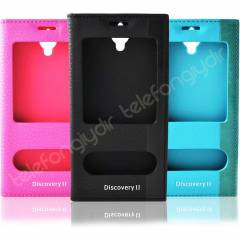 General Mobile Discovery 2 K�l�f Deluxe Flip