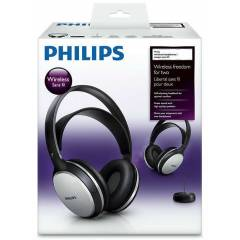 Philips SHC5102 Wireless 2'li Kablosuz Kulakl�k