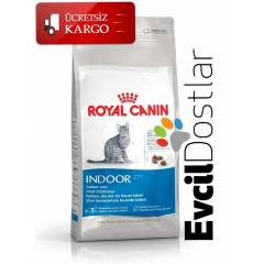 Royal Canin indoor 27 Ev Kedisi Mamas� 4 KG
