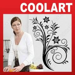 COOLART Duvar Sticker  (st271)