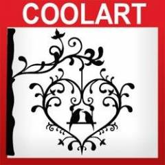 COOLART Duvar Sticker Ku�lar  (st292)