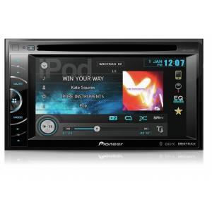 Pioneer avh-x2500bt bluetooth multimedya double