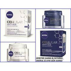 NIVEA CELLULAR Gece & G�nd�z 2li Set Dip Fiyat