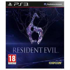 RESIDENT EVIL 6 PS3  - PLAYSTATION 3 oyun