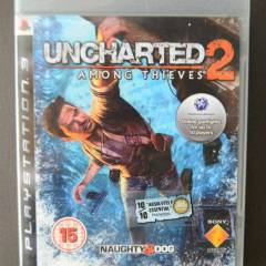 Uncharted 2 PS3  - PLAYSTATION 3 oyun