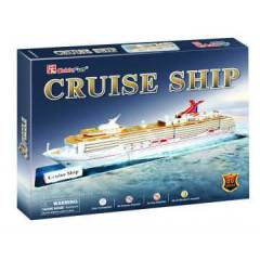 Cruise Ship 3d paz�l yeni
