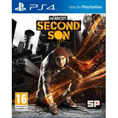 PS4 inFAMOUS: Second Son T�RK�E Ps4 Oyun