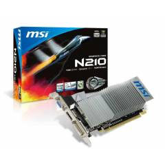 MSI Nvidia GeForce 1Gb Ekran Kart� 64Bit DDR3