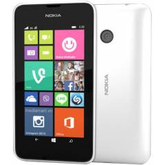 NOKIA Lumia 530 Beyaz Quad Core 1.2 Ghz 512 MB