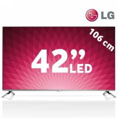 LG 42LB670V 3D Smart Uydu Al�c�l� 700Hz FHD TV