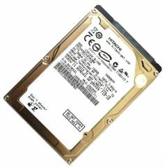 HITACHI 160GB 2.5 inc SATA 3.0 5400RPM Harddisk