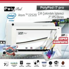 POLYPAD i7 Pro 7 in� Z2520 1,2 GHz 2 GB 8 GB And