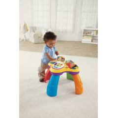Fisher Price T�rk�e K�pekci�in Aktivite Masas�