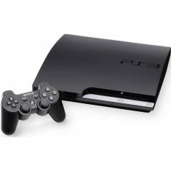 Playstation 3 160 GB Slim Kasa + 2 Kol + Oyunlar