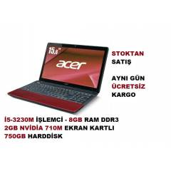 ACER Laptop �5 3.20GHZ 8GB 750GB 2GB EKRAN KARTI