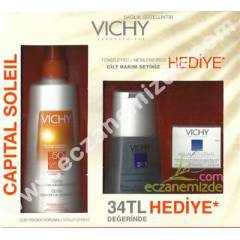 Vichy Capital Soleil Spray Corps SPF 50+ (C�LT B