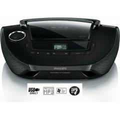Philips AZ1837/12 CD-MP3-USB-CD-RW FM Radio