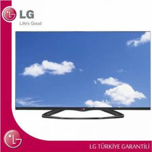LG 42LA660S 3D Smart Dahili Uydu Al�c�l� LED Tv
