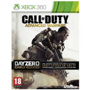 Call of Duty Advanced Warfare DAY ZERO XBOX 360