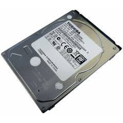Toshiba 500GB 2.5 inc 5400RPM SATA NOTEBOOK HDD