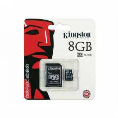 Kingston 8 GB Micro SD Haf�za Kart�