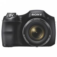 SONY DSC-H200B 26x Optik Zoom`lu Foto�raf Makine