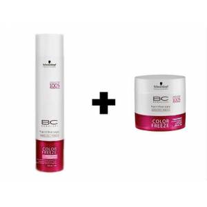 BC BONACURE COLOR FREEZE �AMPUAN 250ML+K�R 200ML