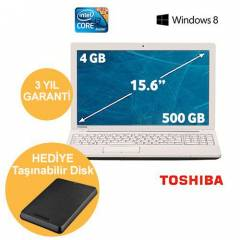 Toshiba Satellite C55-A-1LG Intel Core i3 3110M