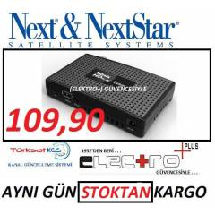 NEXT& NEXTSTAR TANGO FULL HD UYDU ALICISI