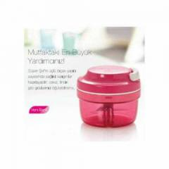 TUPPERWARE �PL� S�PER SEF DO�RAYICI (pembe Renk)