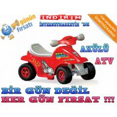 BAYRAM �ND�R�M� AK�L� ARABA 6 V ATV 219,99 TL !!