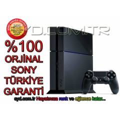 SONY PS4 500 GB - 24 AY SONY EURASIA GARANT�