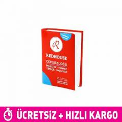 Redhouse Rs-004 T�rk�e-�ngilizce Cep S�zl���
