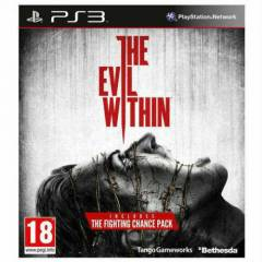 PS3 THE EVIL WITHIN PS3 OYUN STOKTA WORLDBAZAAR