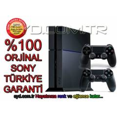 SONY PS4 500 GB - 2. KOL - 24 AY SONY EURASIA