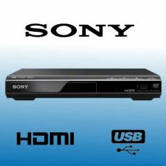 SONY DVP SR760 DVD PLAYER+USB-HDMI G�R��L�+SIFIR