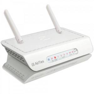 Airties Air 5443 300 Mbps 4 port  Kablosuz Modem