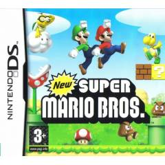 NEW SUPER MARIO BROS DS OYUNU SIFIR