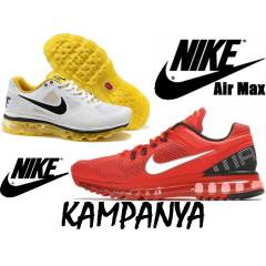 NiKE AiR MAX BAY BAYAN SPOR AYAKKABI �ND�R�M