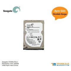 "Seagate 500 Gb Notebook Laptop Harddisk 2.5""HDD"