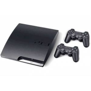 PS3 320 GB SL�M GTA 4 Y�KL� 2 SONY KOL + 8 OYUN
