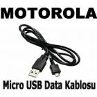 Motorola Micro usb Data Kablosu HTC BlackBerry N