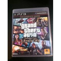 PS3 GTA 4 LBRY CTY