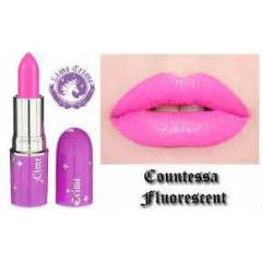 Lime Crime Opaque Lipstick Countessa Fluorescent