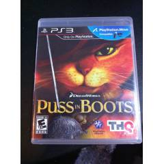 PS3 PUSS IN BOOTS
