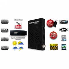 KAMOSONIC KS-HD3601 FULL HD+B�SS+USB-#39;YE